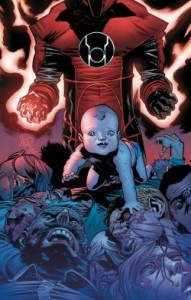 Guy Gardner Red Lantern 1