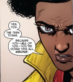 Teen Titans 6 PG Acusing