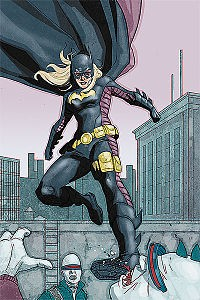 Oracle Return Steph as Batgirl
