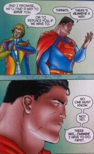 Man or Superman ASS Always a Way