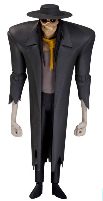 Batman: TAS Scarecrow