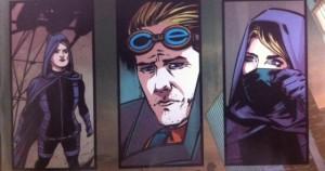 Batman Eternal 49 Steph and Dad
