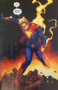 The Multiversity Ultra Comics Marvel Man