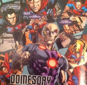 Convergence 1 The Supermen