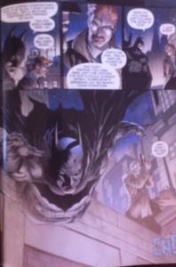Batman Eternal 52 Bats and Jim