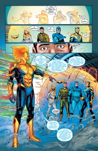 Convergence - Booster Gold (2015) 002-018