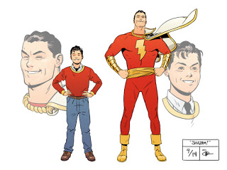 Billy and Captain Marvel