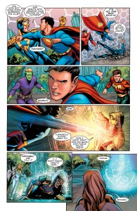 Convergence - Booster Gold (2015) 001-021