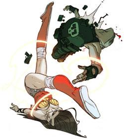 Wednesday Comics: Wonder Woman