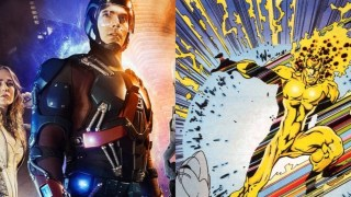 waiverider in DC legends of tomorrow