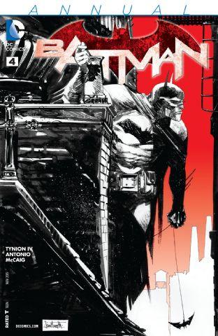 BATMAN ANNUAL #4$4.99