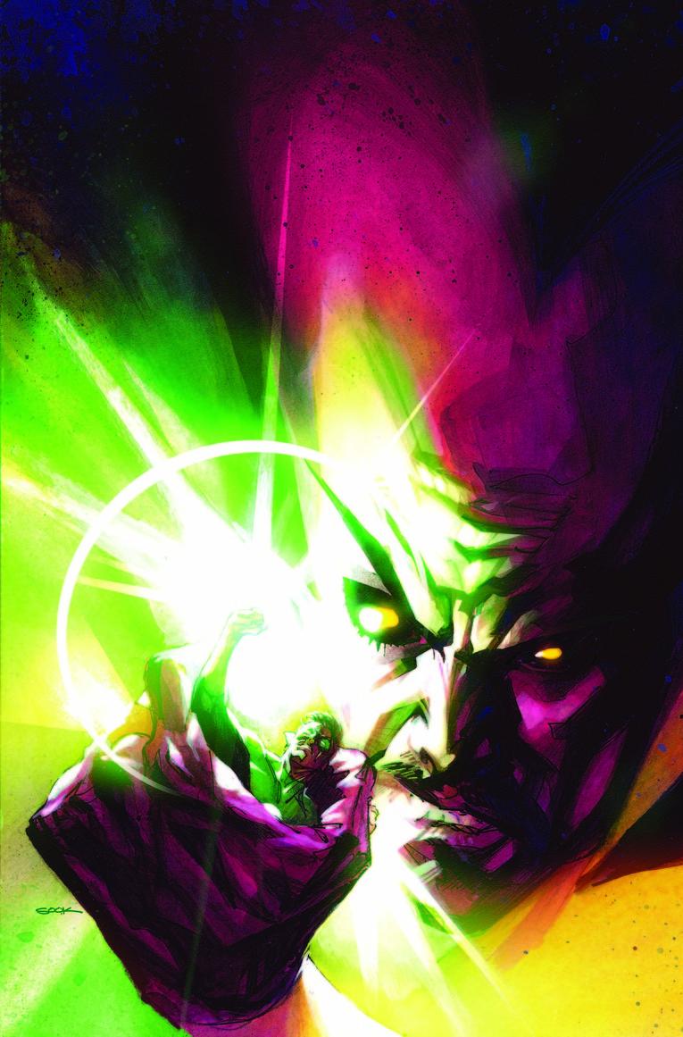 SINESTRO #15 (Ryan Sook Green Lantern 75th)