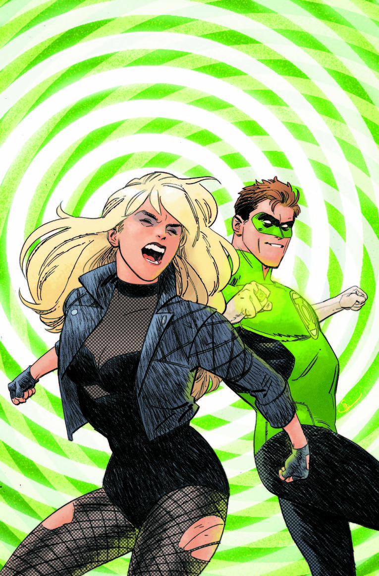 Black Canary #4 G.L. variant