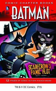 dc super heroes batman yr tp scarecrows panic plot