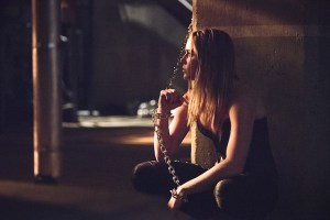 """Arrow -- """"Beyond Redemption"""" -- Image AR405B_0029b.jpg -- Pictured: Caity Lotz as Sara Lance -- Photo: Dean Buscher/ The CW -- © 2015 The CW Network, LLC. All Rights Reserved."""
