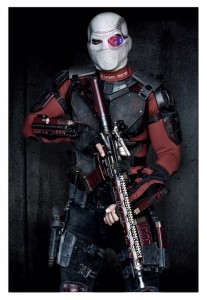 Will Smith as Floyd Lawton aka Deadshot