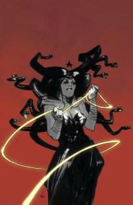 WONDER WOMAN #45 monster variant
