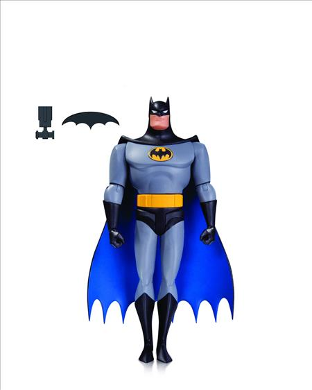 BATMAN ANIMATED BAS BATMAN