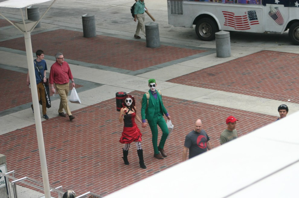 Harley and Mr. J