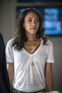"The Flash -- ""The Man Who Saved Central City"" -- Image FLA201b_0406b -- Pictured: Candice Patton as Iris West -- Photo: Cate Cameron /The CW -- © 2015 The CW Network, LLC. All rights reserved"