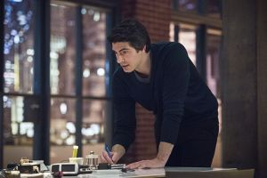 "Arrow -- ""Brotherhood"" -- Image AR407A_0336b.jpg -- Pictured (L-R): Brandon Routh as Ray Palmer -- Photo: Dean Buscher/The CW -- © 2015 The CW Network, LLC. All Rights Reserved."