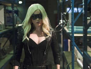 """Arrow -- """"Lost Souls"""" -- Image AR406B_0016b.jpg -- Pictured: Caity Lotz as Sara Lance -- Photo: Cate Cameron/ The CW -- © 2015 The CW Network, LLC. All Rights Reserved."""