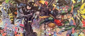 Batman and Robin Eternal 5 Through the Window