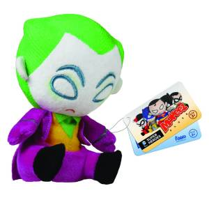 DC MOPEEZ JOKER PLUSH FIG $8.75