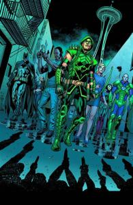 GREEN ARROW TP VOL 07 KINGDOM $14.99