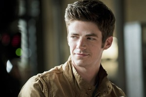 """The Flash -- """"The Darkness and the Light"""" -- Image FLA205A_0242b.jpg -- Pictured: Grant Gustin as Barry Allen -- Photo: Katie Yu/The CW -- © 2015 The CW Network, LLC. All rights reserved"""