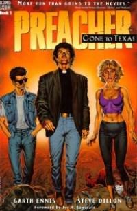 Preacher comic cover