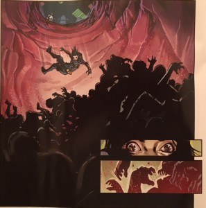 Batman and Robin Eternal 13 The Pit