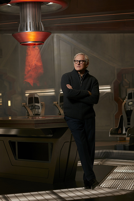 Victor Garber as Dr. Martin Stein/Firestorm