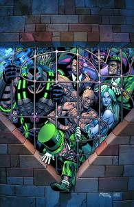INJUSTICE GODS AMONG US YEAR FOUR ANNUAL #1 $4.99