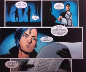 Batman and Robin Eternal 9 Dick and Harper