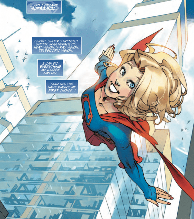 supergirl chapter 1 dc comics news review