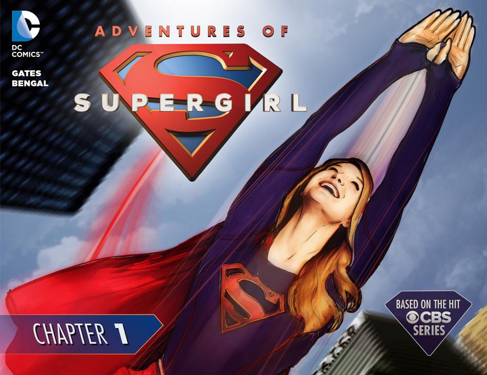 super girl cover dc comics review