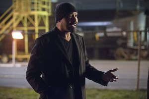 "The Flash -- ""Potential Energy"" -- Image FLA210a_9546b -- Pictured: Jesse L. Martin as Detective Joe West -- Photo: Jack Rowand/The CW -- © 2016 The CW Network, LLC. All rights reserved."