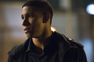"""The Flash -- """"Potential Energy"""" -- Image FLA210a_9530b -- Pictured: Keiynan Lonsdale as Wally West -- Photo: Jack Rowand/The CW -- © 2016 The CW Network, LLC. All rights reserved."""