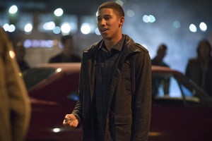 "The Flash -- ""Potential Energy"" -- Image FLA210a_9517b -- Pictured: Keiynan Lonsdale as Wally West -- Photo: Jack Rowand/The CW -- © 2016 The CW Network, LLC. All rights reserved."