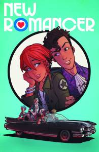 NEW ROMANCER #2 (of 12)