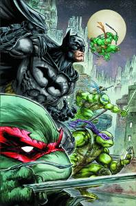 BATMAN TEENAGE MUTANT NINJA TURTLES #2 (of 6)