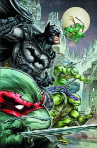 BATMAN TEENAGE MUTANT NINJA TURTLES #2 (of 6)