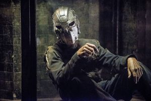 """The Flash -- """"Escape From Earth-2"""" -- Image FLA214a_0171b -- Pictured: Man in the Iron Mask -- Photo: Diyah Pera/The CW -- © 2016 The CW Network, LLC. All rights reserved."""