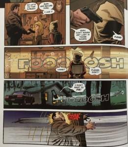 Lois and Clark 6 Clark Saves Cora