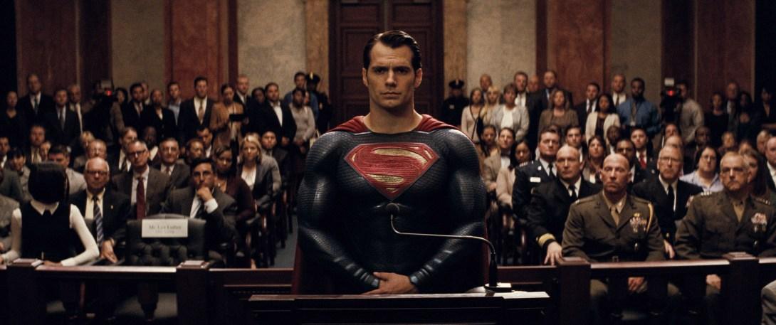 Superman on trial batman v superman review dc comics news