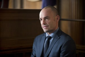 "Arrow -- ""Broken Hearts"" -- Image AR416b_0174b.jpg -- Pictured: Paul Blackthorne as Detective Quentin Lance -- Photo: Diyah Pera /The CW -- © 2016 The CW Network, LLC. All Rights Reserved."