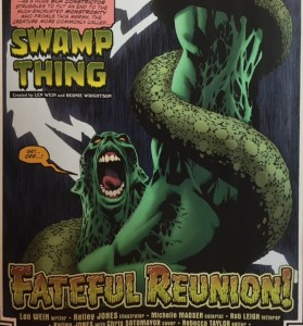 Swamp Thing 3 Python