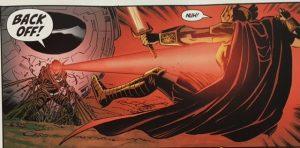 Lois and Clark 8 Clark vs Hyathis 2