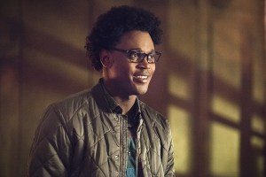 """Arrow -- """"Lost in the Flood"""" -- Image AR422a_0143b.jpg -- Pictured: Echo Kellum as Curtis Holt -- Photo: Dean Buscher/The CW -- © 2016 The CW Network, LLC. All Rights Reserved."""